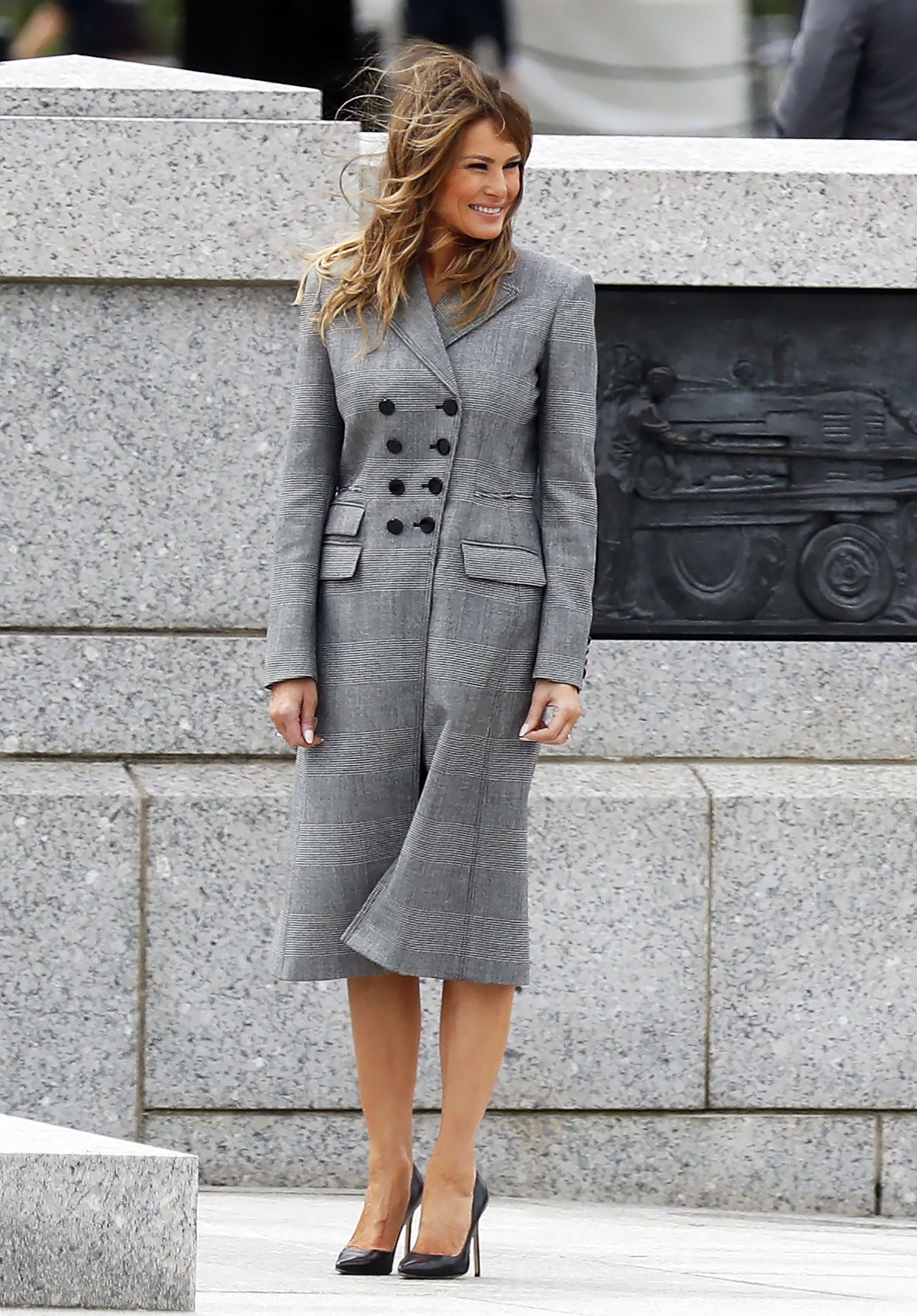Melania Trump S Most Stylish First Lady Moments