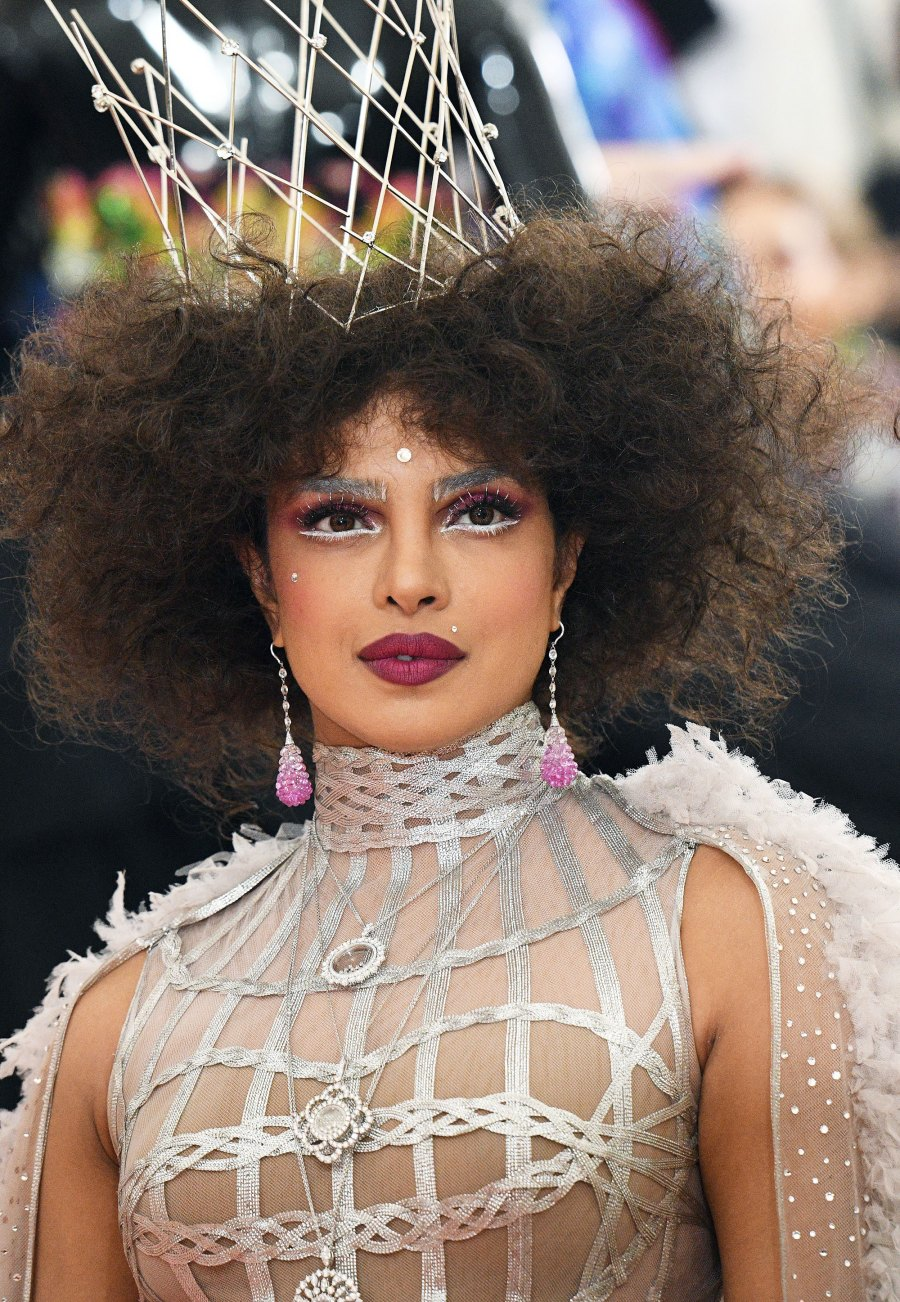 Relive the Most Outrageous Hair and Makeup From the 2019 Met Gala