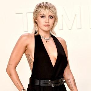 Miley Cyrus Performs The Climb During Virtual Graduation