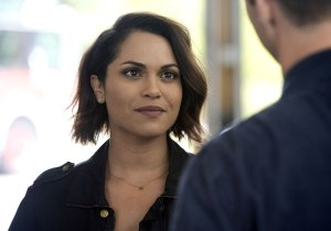 Monica Raymund Makes 180 Degree Turn From Chicago Fire to Hightown