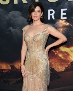 Neve Campbell Teases That There's Been 'Conversations' About Her Returning for 'Scream 5'