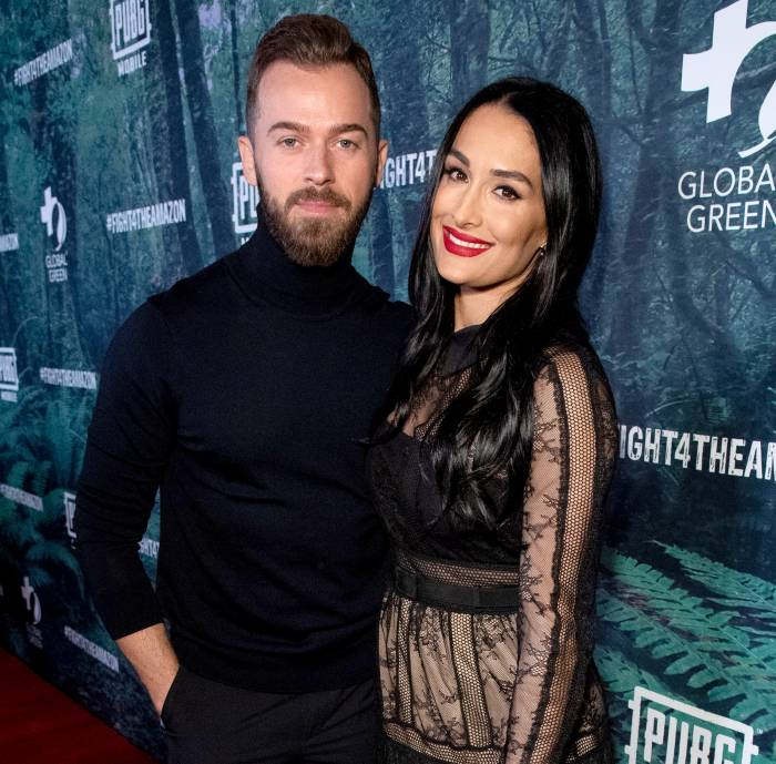Nikki Bella Gives Birth Welcomes 1st Child With Fiance Artem Chigvintsev