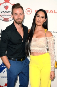 Nikki Bella Offered to Pause Her Relationship With Artem Chigvintsev Because She Was 'Healing'