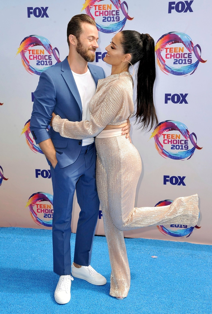 Nikki Bella Shares the Reason She Ended Her Engagement to John Cena Artem Chigvintsev Teen Choice