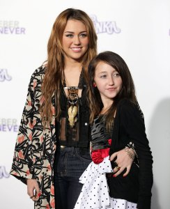 Noah Cyrus Says Growing Up as Miley Cyrus' Sister Was 'Unbearable'