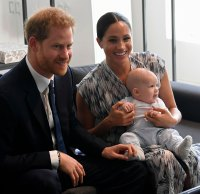October 2019 01 Everything We Know Prince Harry and Meghan Markle Have Said About Their Son Archie
