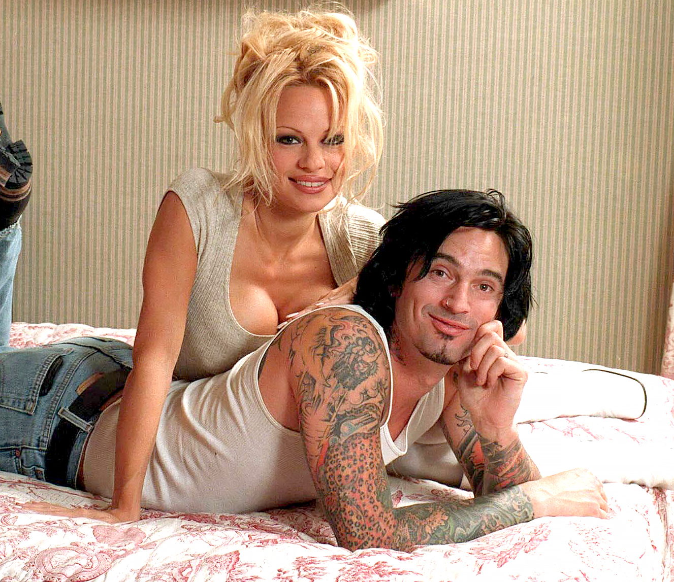 Pamela Anderson Says Her Infamous Video With Tommy Lee Not Sex Tape
