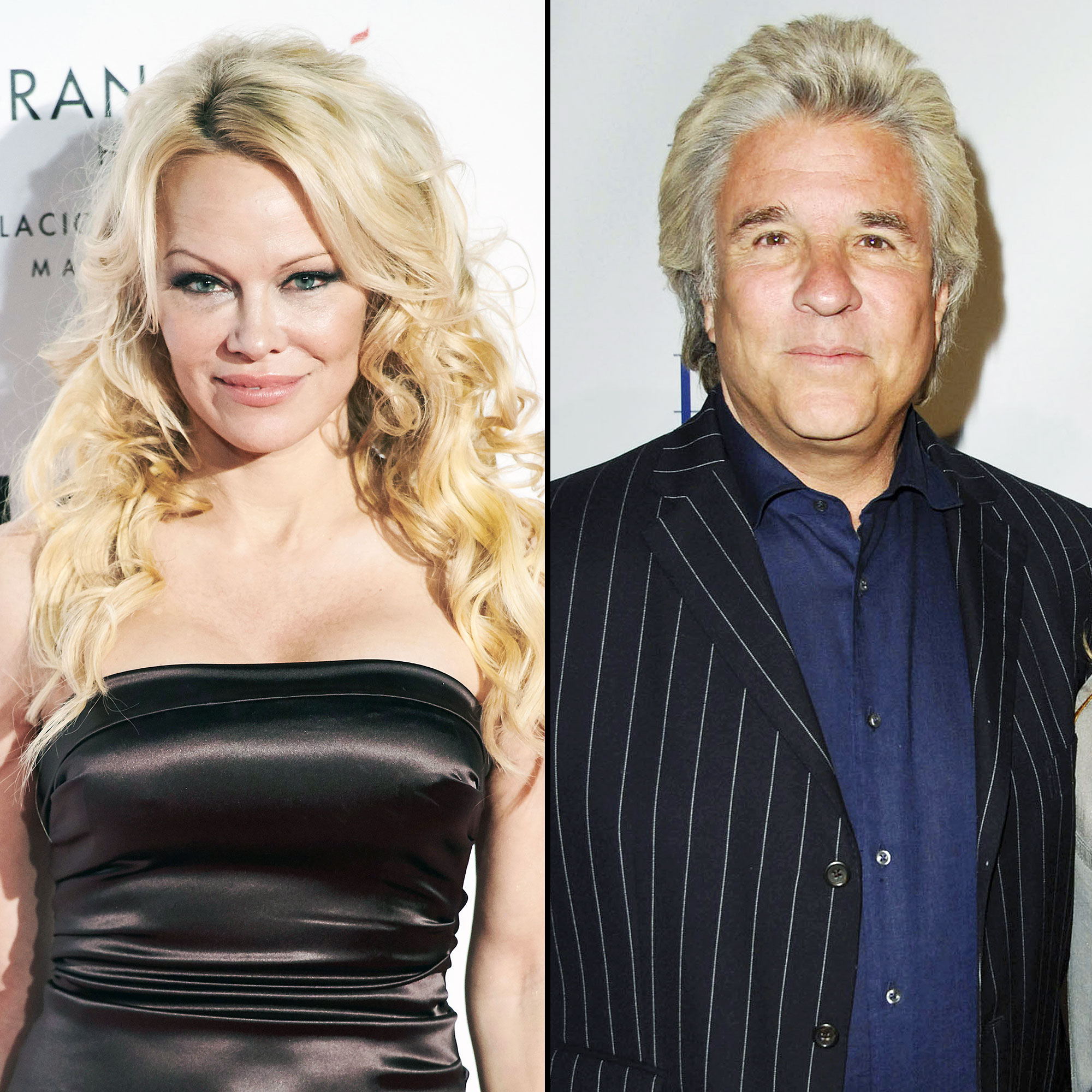 Pamela Anderson Says She Never Had a Wedding or Physical Relationship With Jon Peters