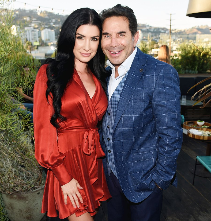 Paul Nassif and Brittany Nassif Celebrities Announcing Pregnancies During the Coronavirus Pandemic