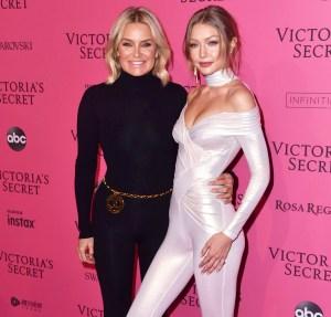 Pregnant Gigi Hadid Says She Hopes to 'Emulate' Mom Yolanda Hadid in Sweet Tribute