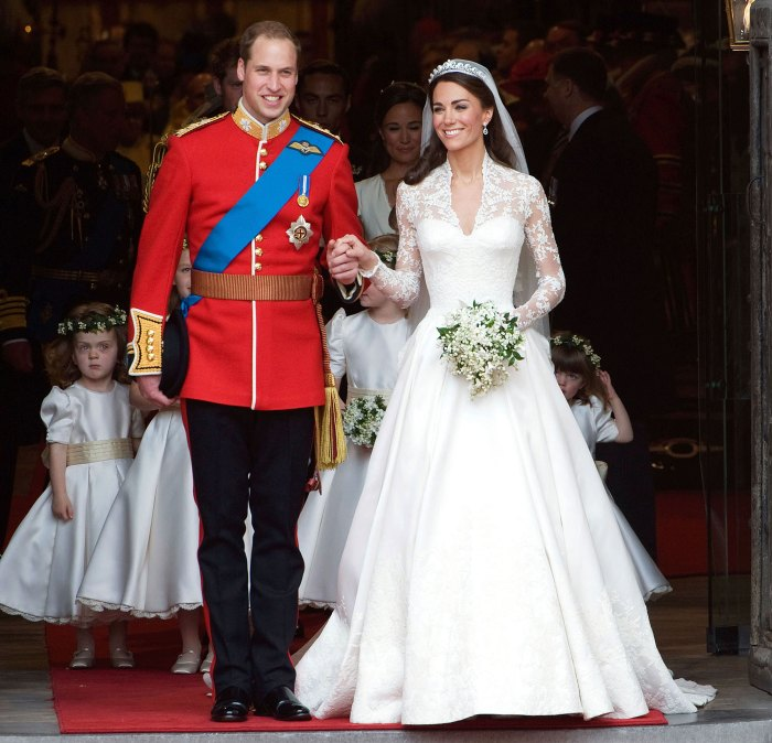 Prince Charles Reveals What Part of Prince William Wedding He Influenced