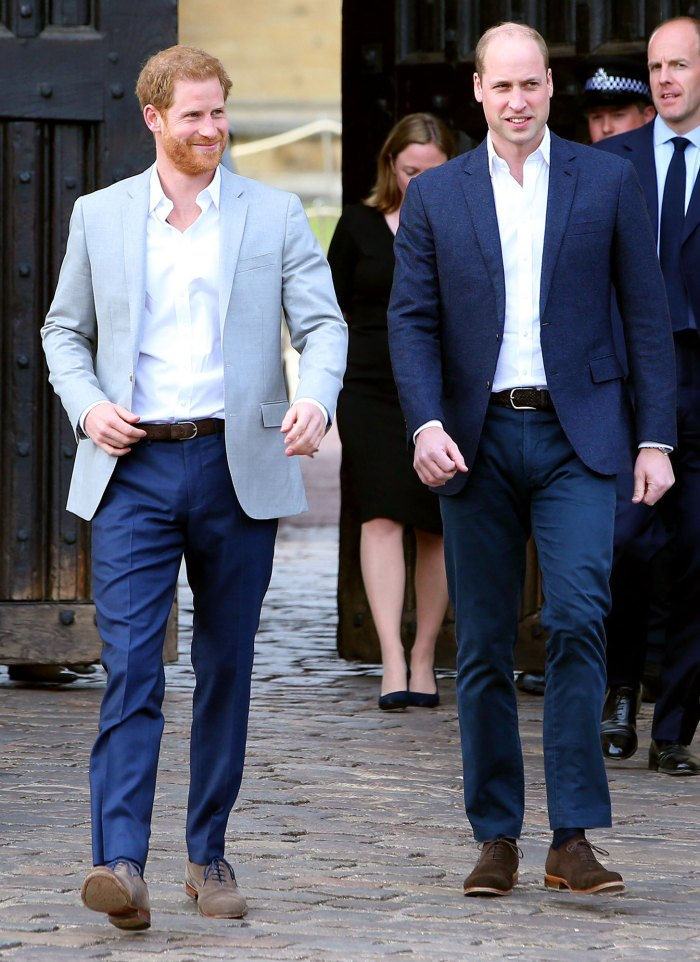 Prince Harry Is Back in Touch With Prince William