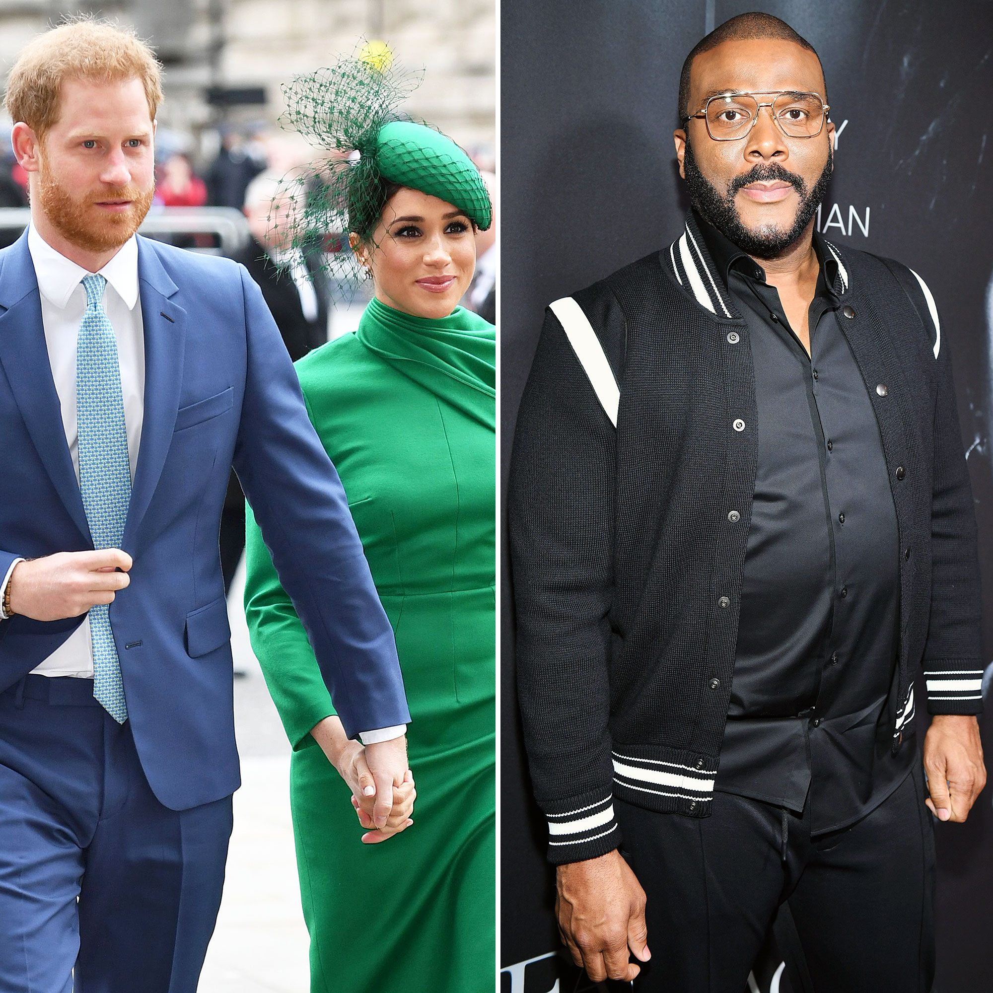 Prince Harry and Meghan Markle Are Living in Tyler Perry Los Angeles Mansion Amid Quarantine