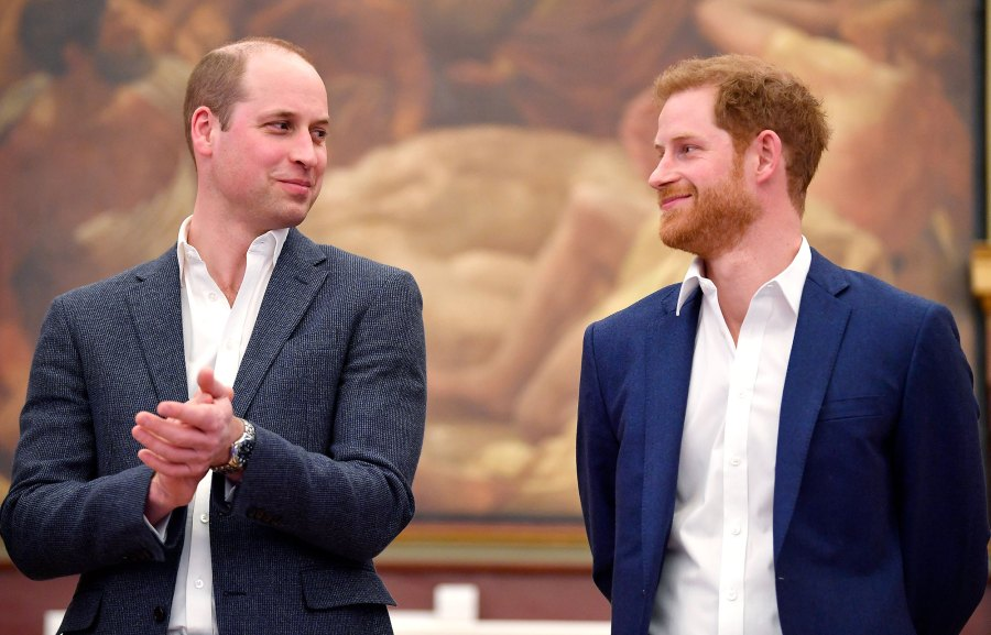 Prince William and Prince Harry Share Heartfelt Message