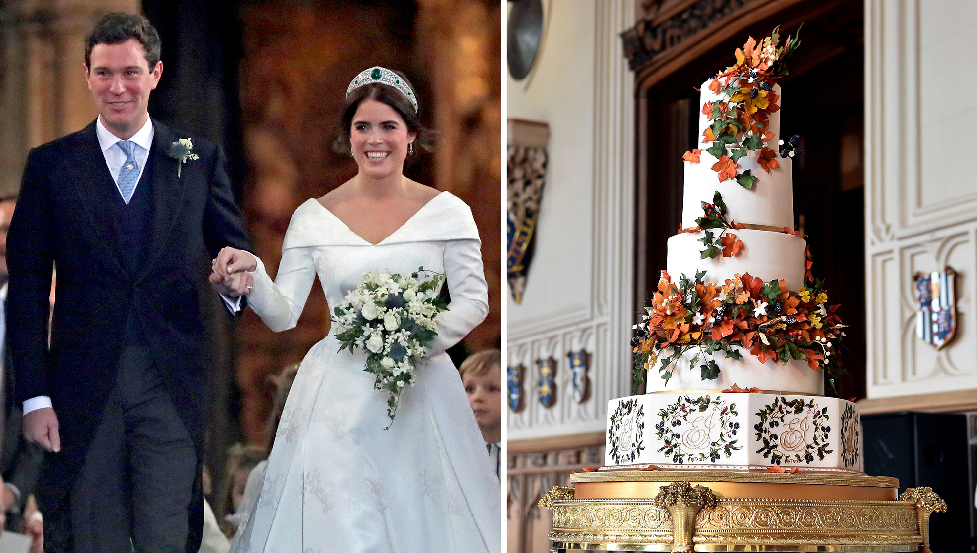 Most Expensive Celebrity Wedding Cakes Meghan Markle More
