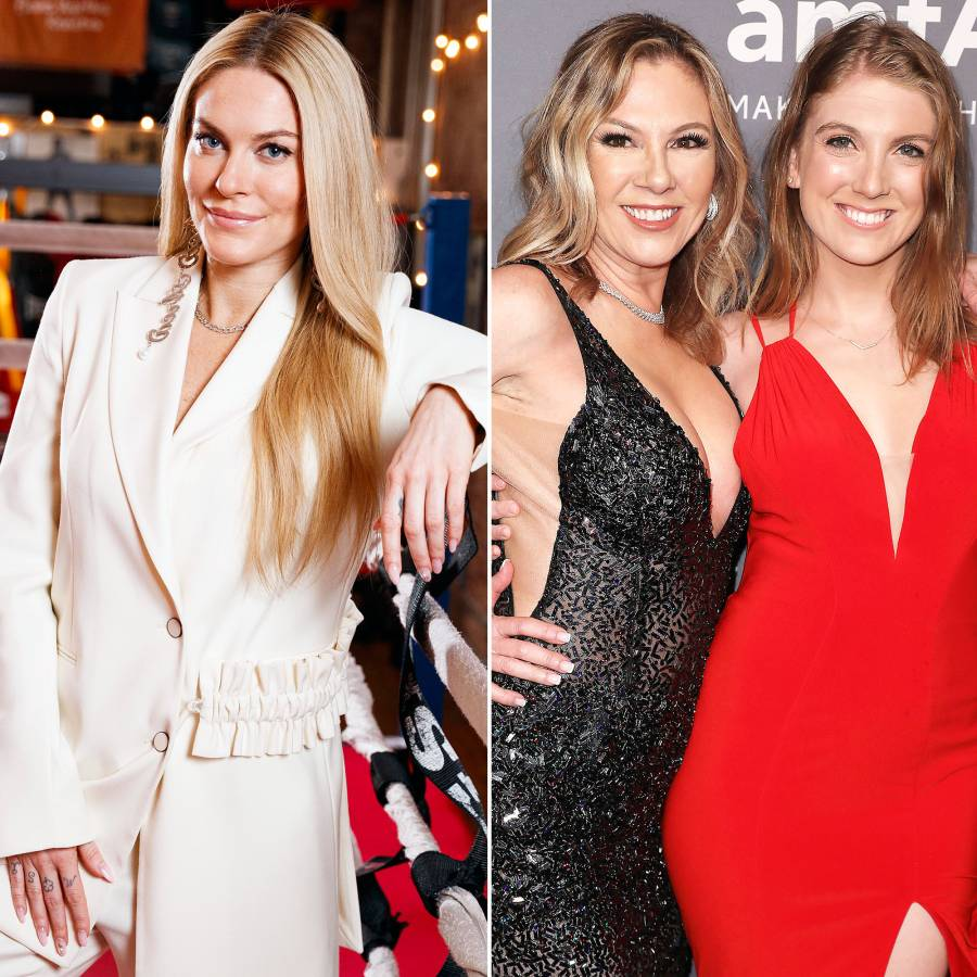 Real Housewives Of New York Leah McSweeney Goes After Ramona Singer Daughter Avery