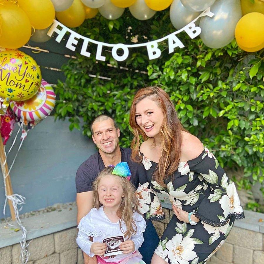 Rachel Reilly and Brandon Villegas Celebrities Announcing Pregnancies During the Coronavirus Pandemic