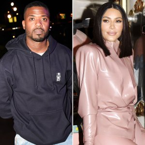 Ray J Exhausted By Super Old Kim Kardashian Jokes
