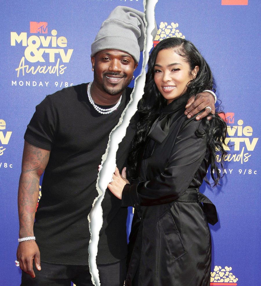 Ray J and Princess Love to Divorce 4 Months After Welcoming Baby Number 2