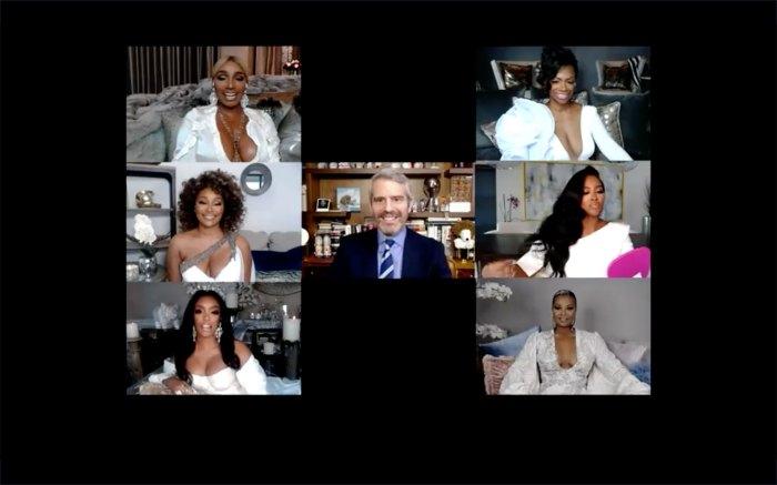 Real Housewives of Atlanta Season 12 Reunion Cast Andy Cohen