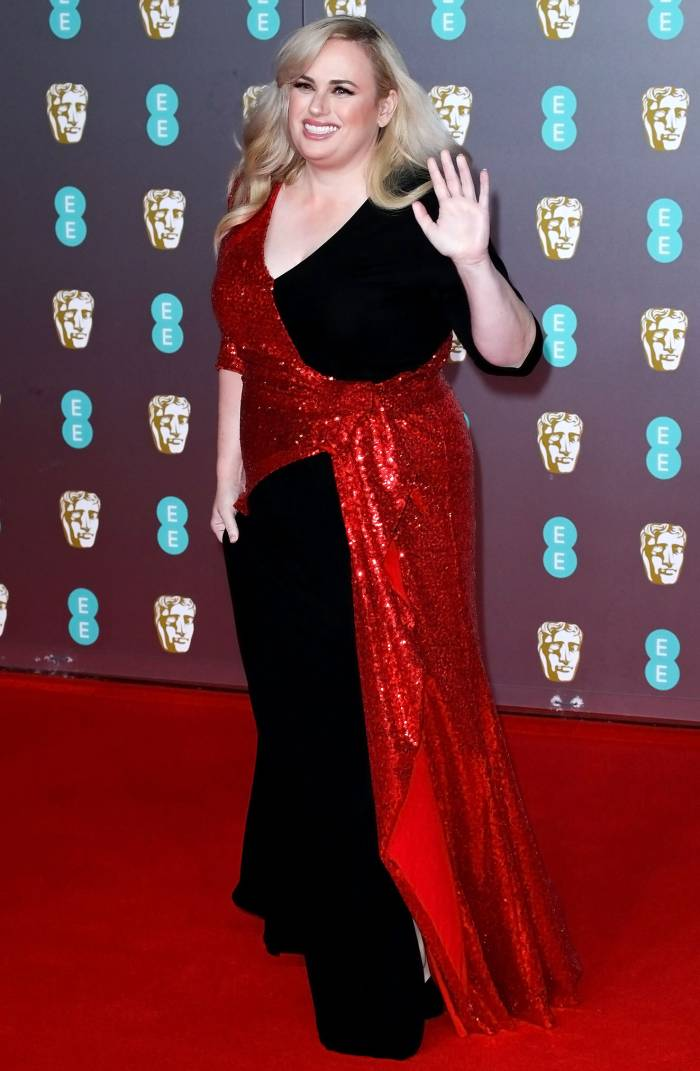 Rebel Wilson Shares 2020 Weight Loss Goal With Motivational Message