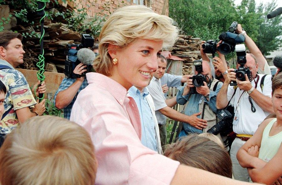 Royal Photographer Tim Rooke Fondly Remembers Princess Diana Landmine Survivors