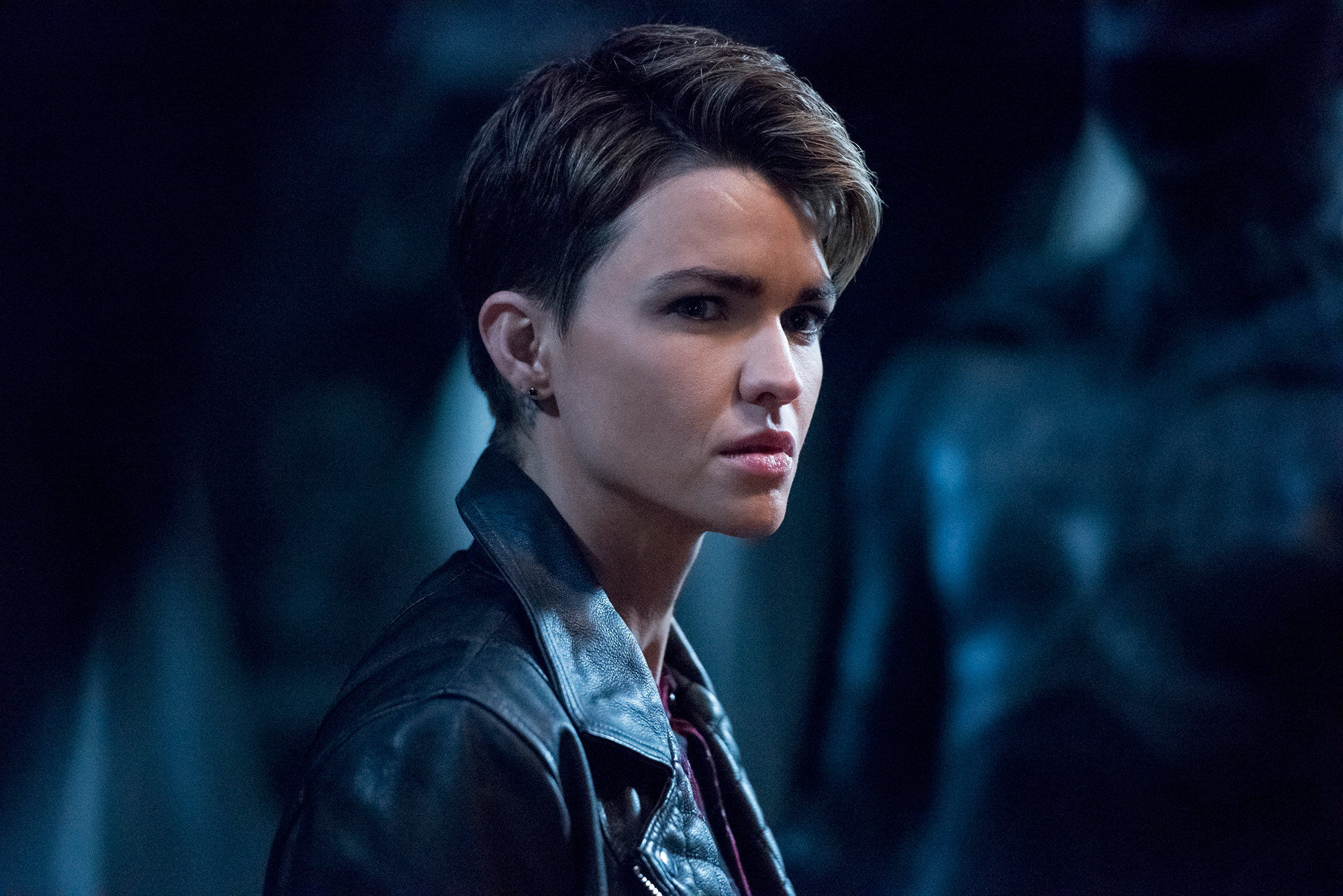 Ruby Rose Makes Difficult Decision Exit Catwoman After 1 Season