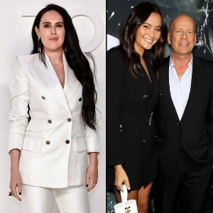 Rumer Willis Celebrates Sister Birthday After Bruce's Reunion With Emma Heming