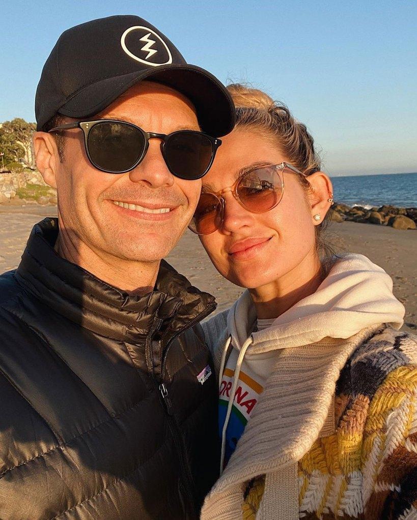 Ryan Seacrest Celebrates 3rd Anniversary With Shayna Taylor