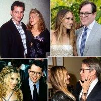 Sarah Jessica Parker Matthew Broderick Relationship Timeline