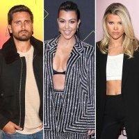 Scott Disick Celebrates Birthday With Kourtney Kardashian Kids After Sofia Richie Split