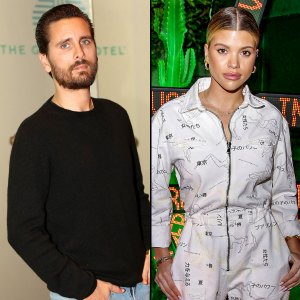 Scott Disick Spotted 1st Time Since Sofia Richie Split