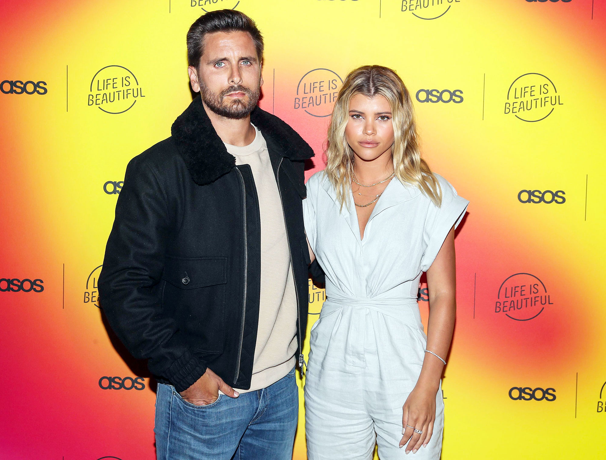 Scott Disick and Sofia Richie Are on a Break After Rehab Stint