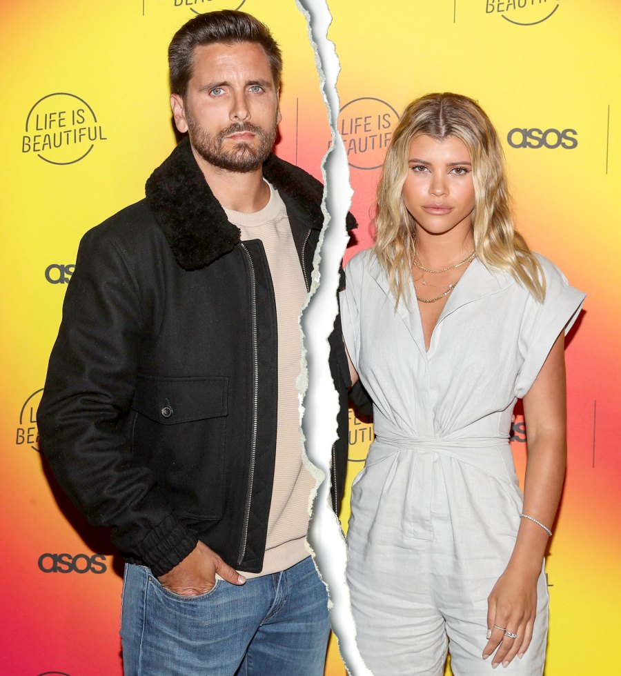 Scott Disick and Sofia Richie Split After Nearly 3 Years Together