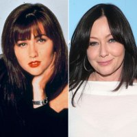 Shannen Doherty Beverly Hills 90210 Cast Then and Now