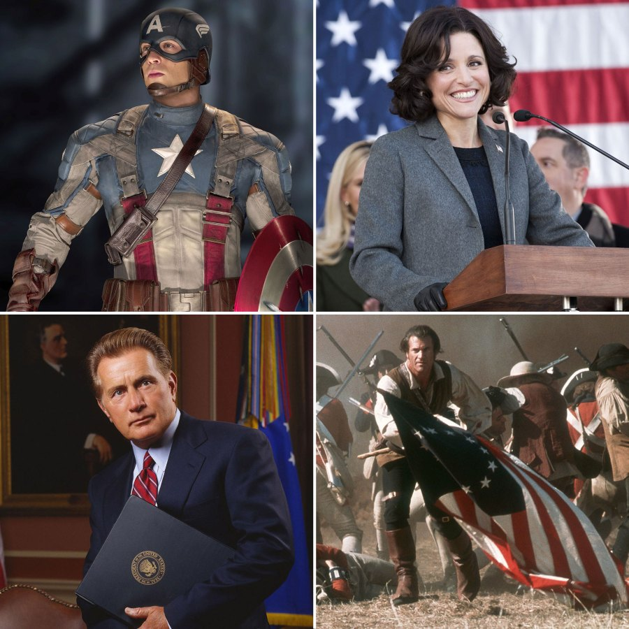Patriotic Films and TV Shows to Watch on Memorial Day