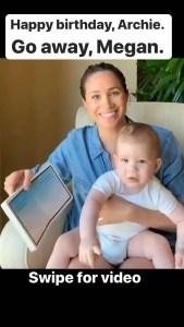 'Something Borrowed' Author Emily riffin Slams Meghan Markle on Son Archie's Birthday: 'Go Away, Meghan'