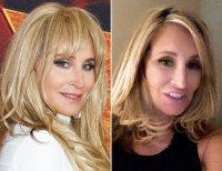 Sonja Morgan Ditches Her Hair Extensions While Sheltering in Place