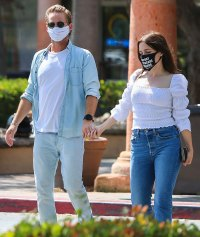 Sophia Bush Spotted Holding Hands With Mystery Man Malibu