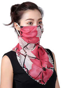 Spikerking Face Mask Scarf Headwrap