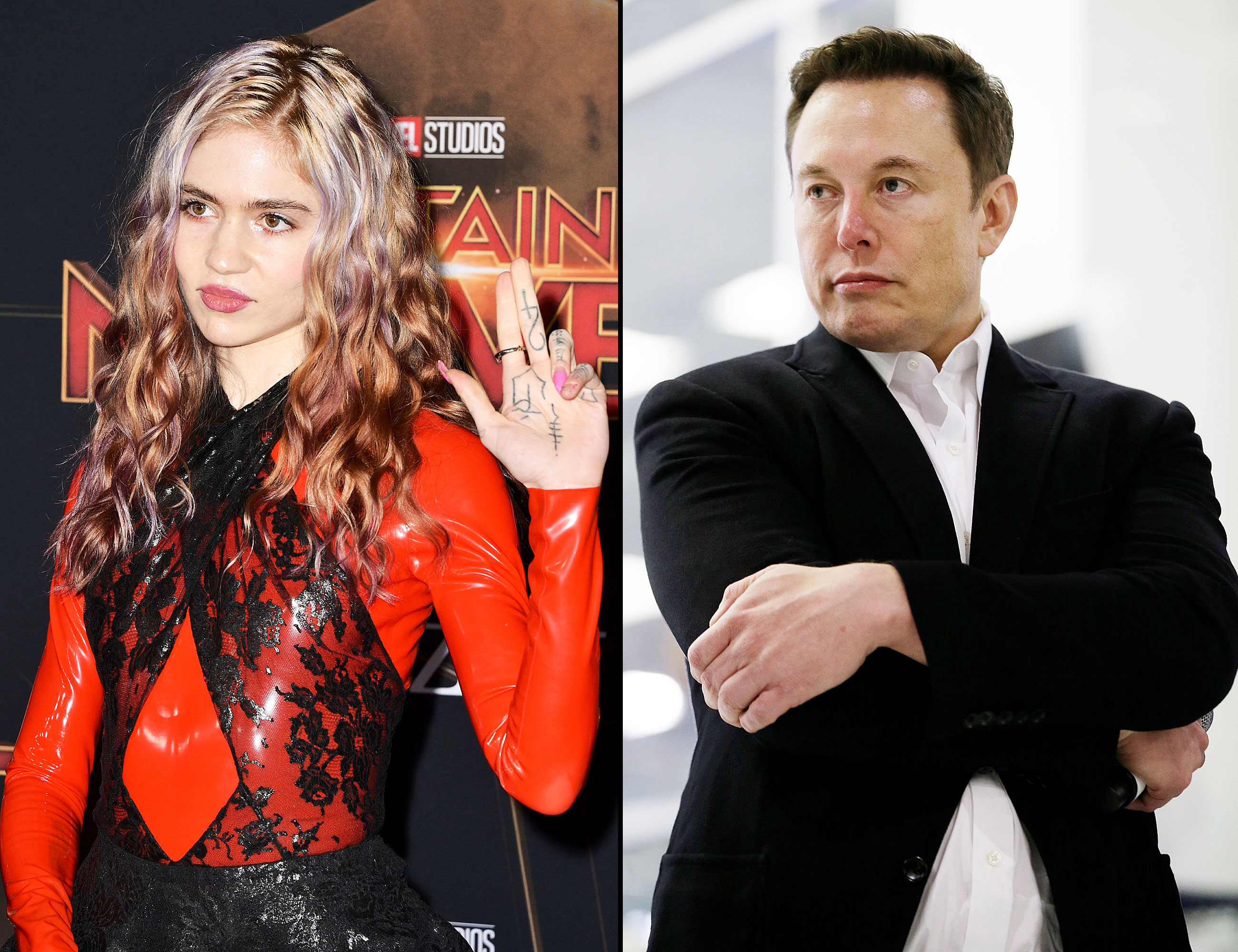Elon Musk and Grimes' Relationship Timeline