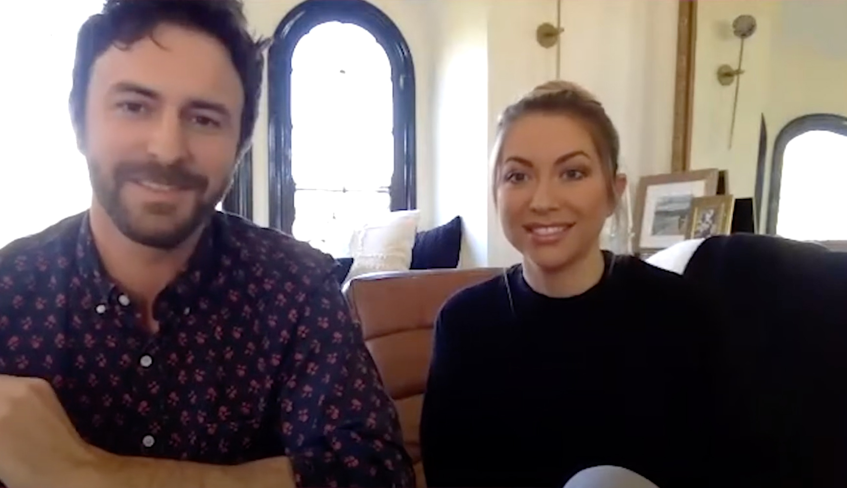 Stassi Schroeder and Beau Clark Share Their Biggest Quarantine Fight