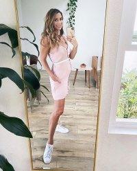 Tenley Molzahn Celebrities Announcing Pregnancies During the Coronavirus Pandemic