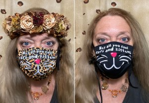 Carole Baskin Is Selling 'Cool Cats and Kittens' Face Masks