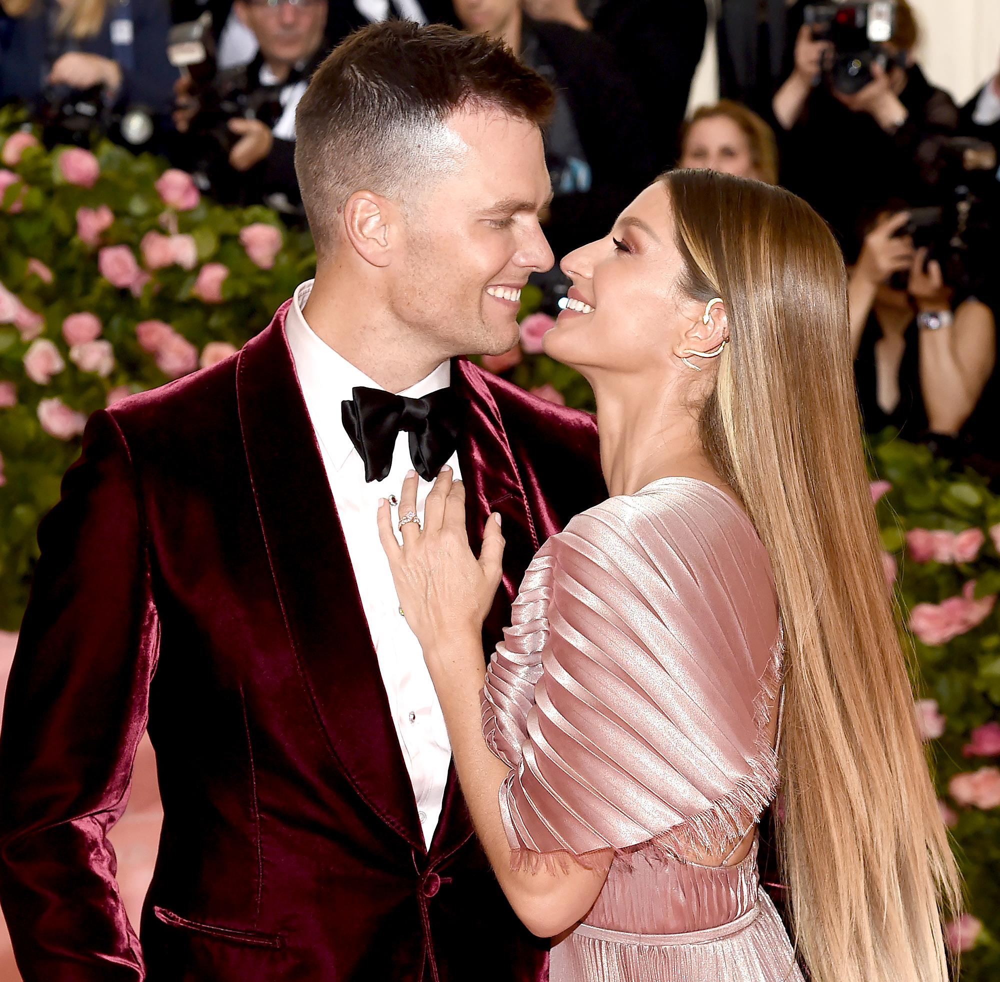 Tom Brady and Gisele Bundchen secret to happy marriage