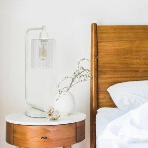 """Trent Austin Design Keystone 19"""" Desk Lamp"""