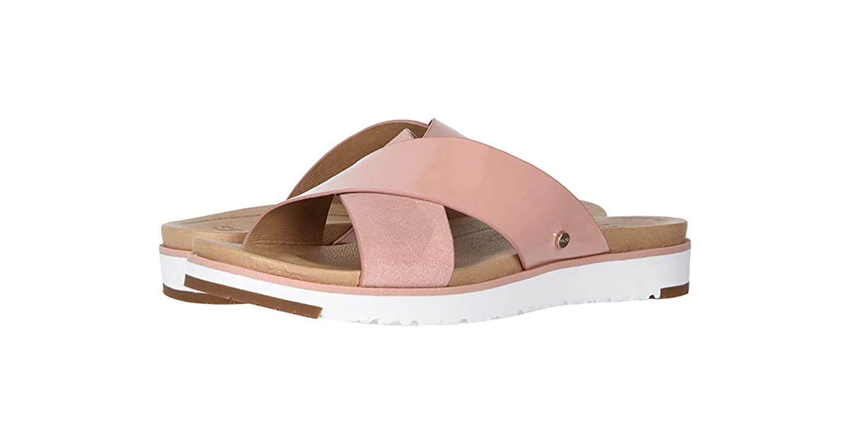 Reviewers Are Ordering These UGG Sandals in Multiple Colors