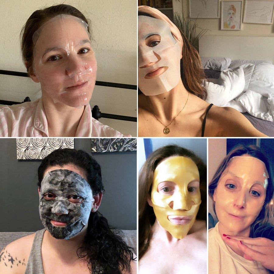 us weekly favorite face masks
