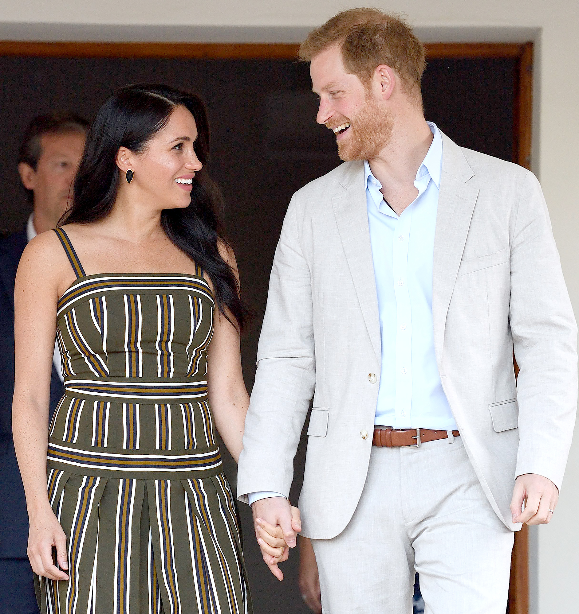What Prince Harry, Meghan Markle Got Each Other on 2nd Anniversary
