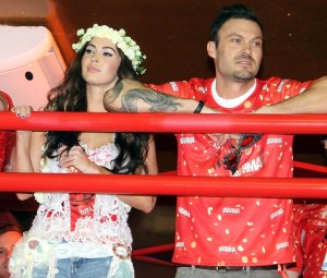 Why Brian Austin Green Saw Megan Fox Tryst With Machine Gun Kelly Coming